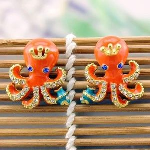 Octopus Earrings🔥SALE🔥🐙